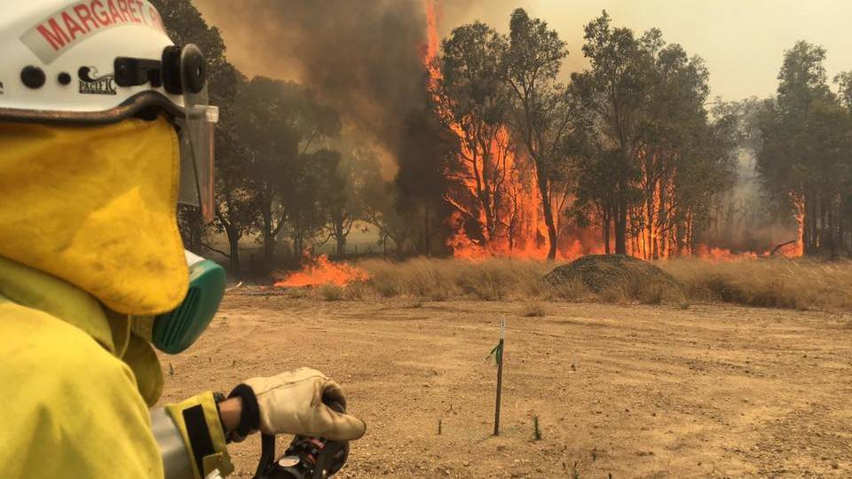 UPDATE: Firefighters continue to battle Nannup bushfire